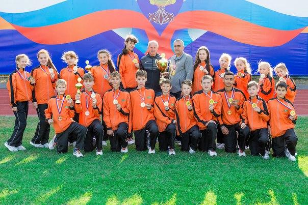Школьники из Усть-Илимска победили на «Президентских спортивных играх»