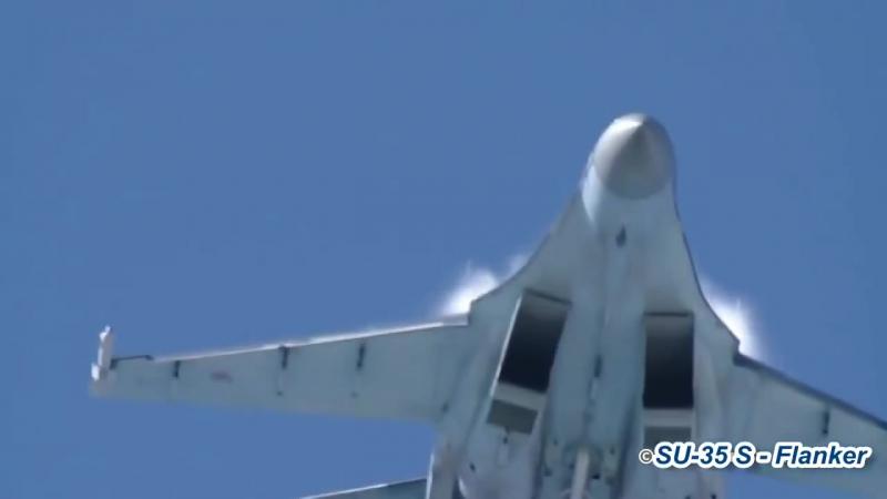 Су-35С - российский, многофункциональный, сверхманевренный истребитель поколения 4 .