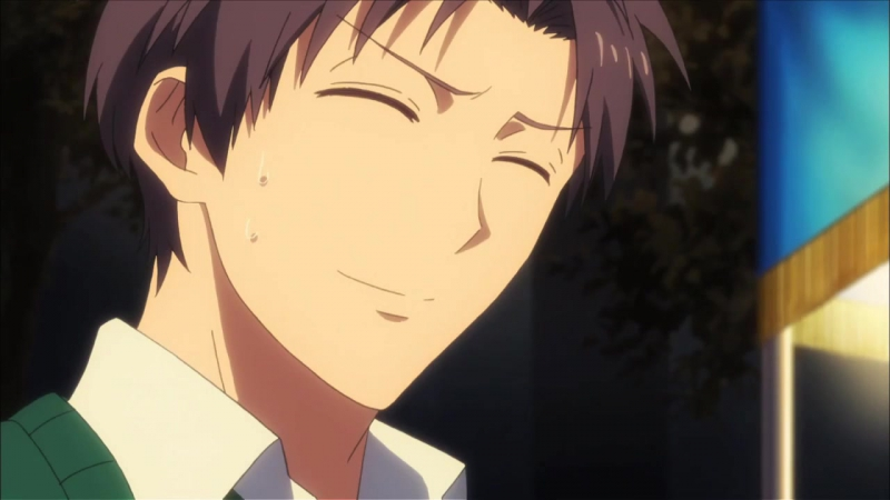 Ежемесячное седзе Нозаки-куна / Gekkan Shoujo Nozaki-kun - 12 серия [Exevan Mutsuko Air]