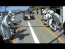 Самый быстрый пит-стоп в Формуле 1