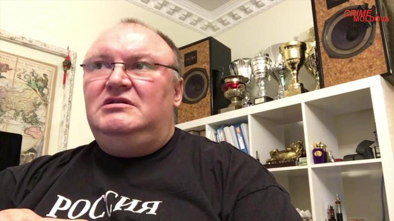 Горбунцов прокомментировал заявления Усатого специально для Криминальной Молдовы