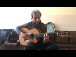 ✩ Группа Крови исполняет гитарист Garri Pat Виктор Цой Кино