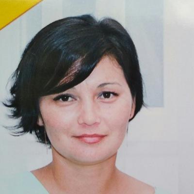 Замира Саяжанова