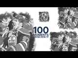 No. 19/100  McDavids 100th point of the season