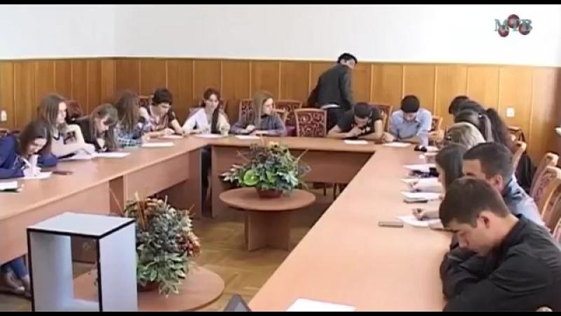 ШКОЛА СТУДЕНЧЕСКОГО ПАРЛАМЕНТАРИЗМА В МГТУ 10.04.2017
