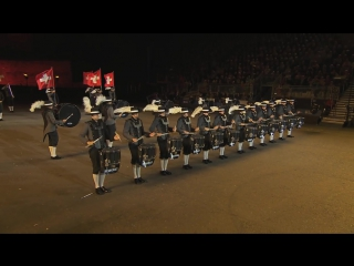 Крутые барабанщики из Швейцарии (The Swiss Top Secret Drum Corps)