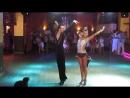 Анечка танцует в Липецке на конкурсе