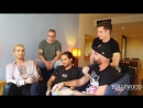 Hollywood Tramp: Interview with Tokio Hotel - 25.08.2017