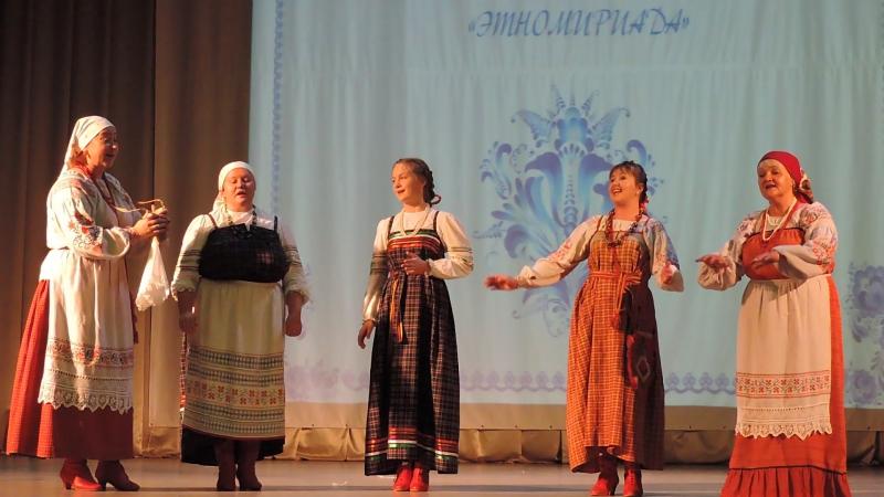 народная, плясовая Осенние ночи (Малмыжский район, Кировской области)