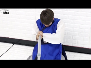 [HEY!HALO] 1 minute Drama Jokkaebi EP.2 (Goblin Parody)