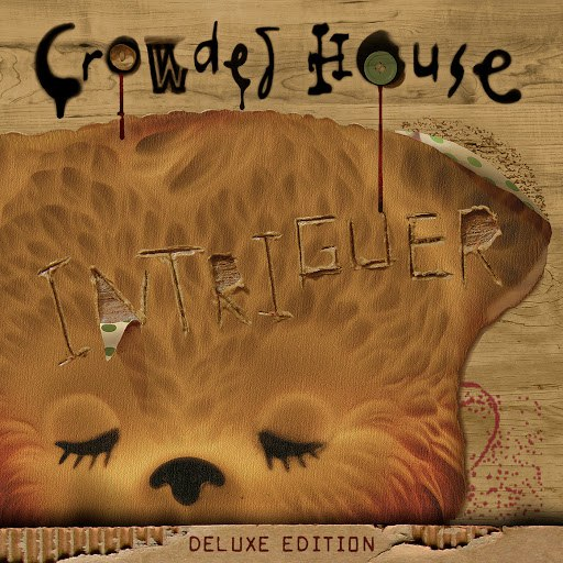 Crowded House альбом Intriguer (Deluxe)