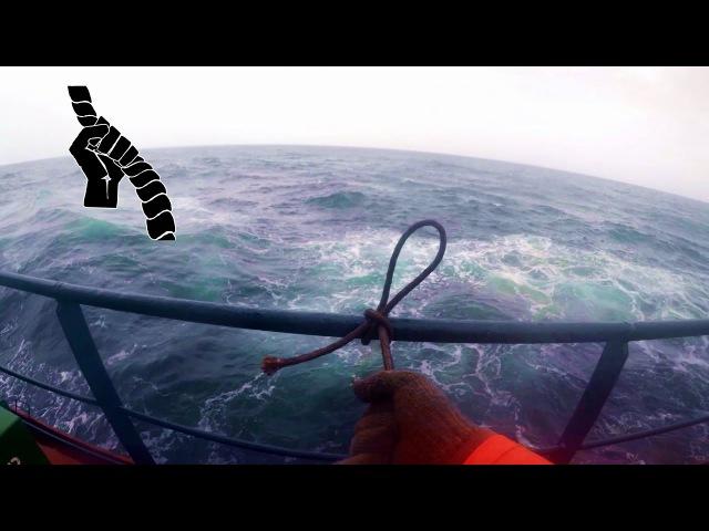 Работа Моряков: Полезные Морские Узлы