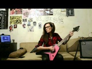 Gojira - Stranded (guitar cover)