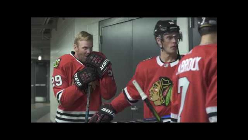 Bickell takes the ice for One More Shift