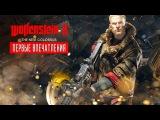 Первые впечатления от Wolfenstein II: The New Colossus