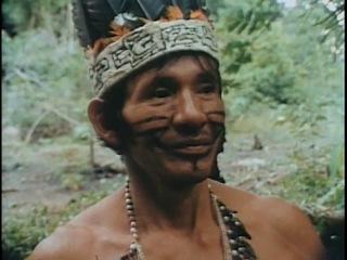 Жак-Ив Кусто - Скользящие тени Индейцы Амазонии (1984)