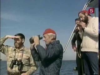 Жак-Ив Кусто - Непотопляемая морская выдра (1971) Подводная одиссея команды Кусто