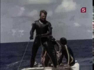 Жак-Ив Кусто - Сокровища морей (1969) Подводная одиссея команды Кусто