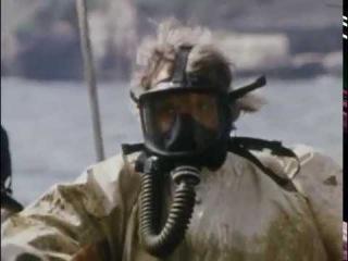Жак-Ив Кусто - Time Bomb at Fifty Fathoms (1978) Подводная одиссея команды Кусто