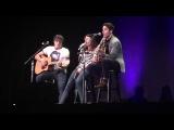 Stephen Trask, Lena Hall, and Darren Criss- Midnight Radio