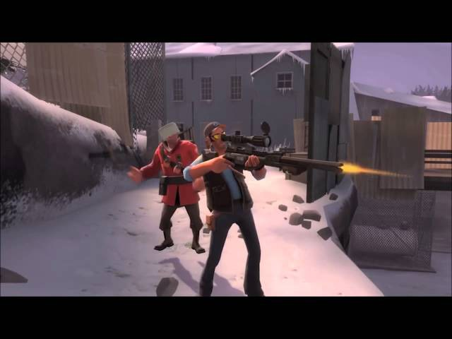 Team Fortess 2 Убийство Насмешкой 2