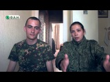Девушка-снайпер с позывным Багира приехала из Сербии защищать Донбасс