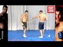 Обучалка от Шогуна Тайский бокс 4 Комбинация Сайдстэп МидлкикХайкик перевод F