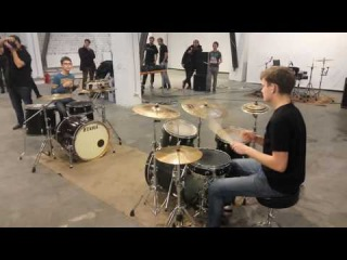 Fedor Khodakov on Nick Walker DRUMMERS EVENING 2016