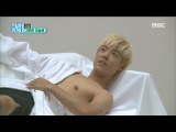 [Secretly Greatly] 은밀하게 위대하게 - Gangnam's debut for nude model?! 20170122
