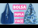 DIY BOLSA DUPLA FACE FEITA COM PERNAS DE JEANS - SUELLEN REDESIGN