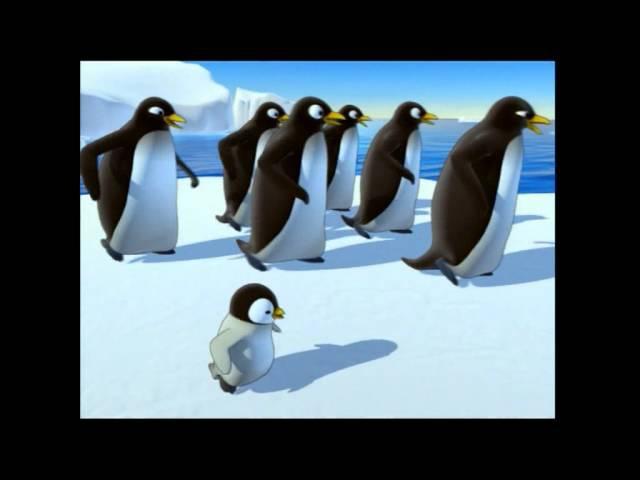 Pigloo Papa pingouin YourKidTV