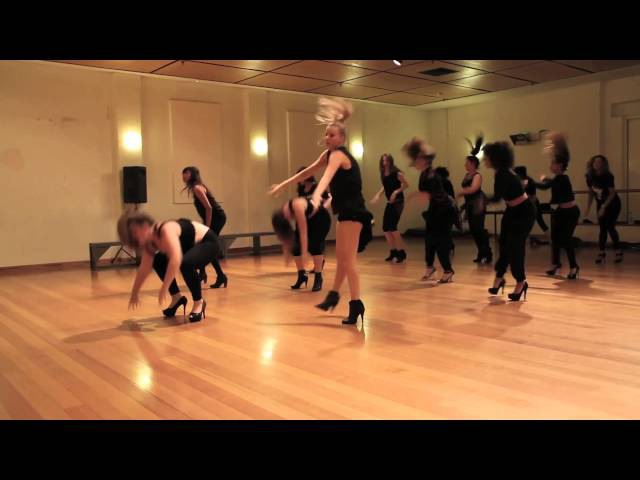 Spice - So Mi Like It - Heels On - Dancehall Class Choreography