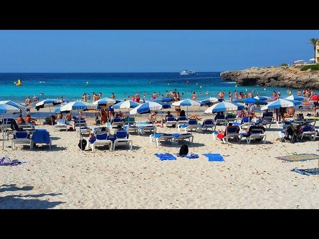 Пляж Кала ен Боск, Менорка / Playa Cala en Bosch, Menorca