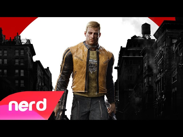 Wolfenstein 2: The New Colossus Song   Overthrow The Reich   NerdOut