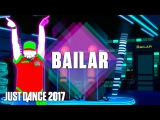 Just Dance 2017 Bailar by Deorro Ft. Elvis Crespo  Official Track Gameplay US