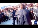 Вахтовики в Сабетте устроили кулачный бой из-за очереди в столовую