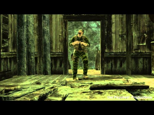 Metal Gear 2: Solid Snake MGO Rendition [Director's Cut] (Part 2: Zanzibar Breeze)