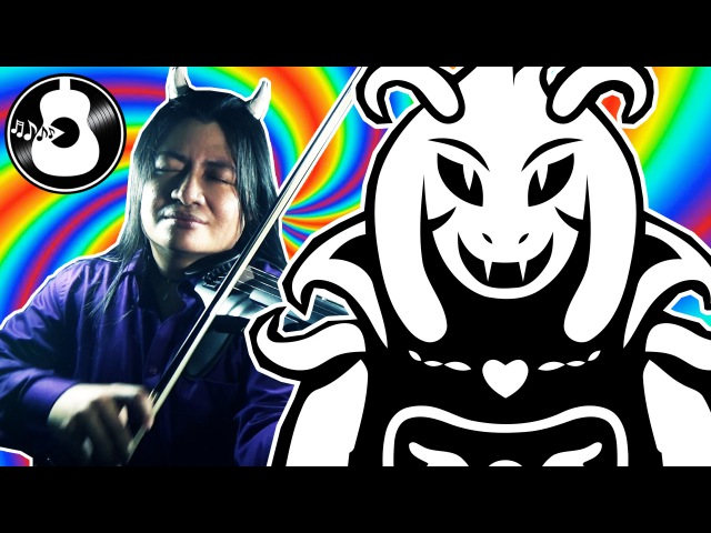 Undertale - Hopes and Dreams / Save the World (Violin Guitar Cover/Remix) || String Player Gamer