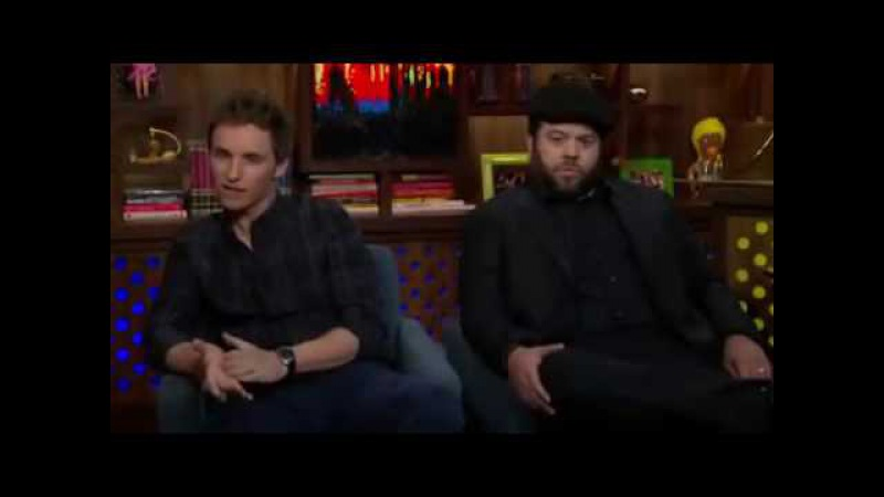 Who would you cast as young Dumbledore Eddie Redmayne and Dan Fogler give their picks. WWHL