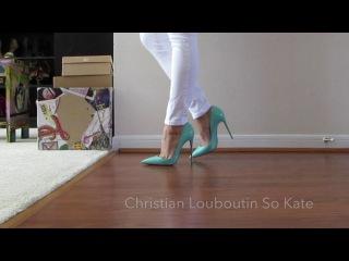 Stiletto Challenge Day 8 Christian Louboutin So Kate