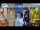 The Sims 3 All 25 Deaths and Ghosts Base Game Expansion Packs
