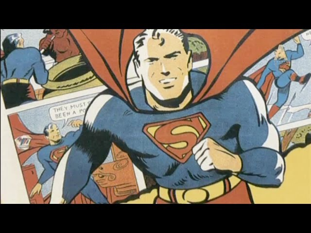Комиксы - непобеждённые (документальный фильм) » Freewka.com - Смотреть онлайн в хорощем качестве