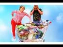 Квест Челлендж для родителей Беременная Мама в МАГАЗИНЕ Николь и Алиса Challenge Pre...