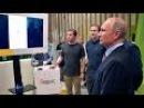 Путин в Яндексе и вмешательство Центробанка НАСТОЯЩЕЕ ВРЕМЯ 21.09.17