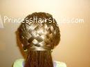 Basket Weave Hairstyle Design Hair4myprincess