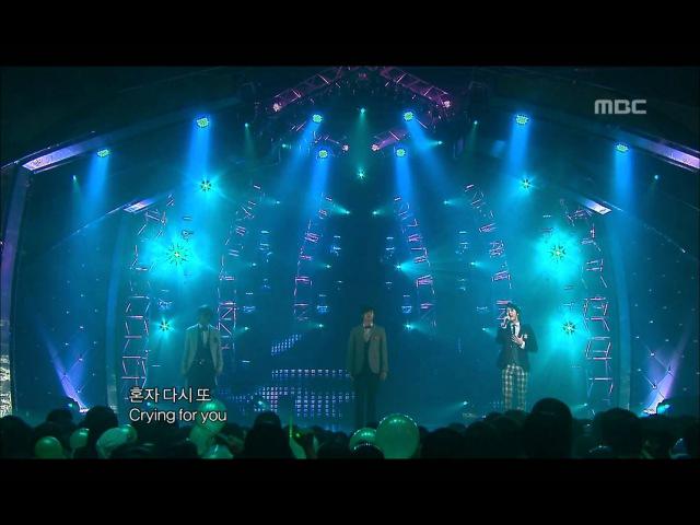SS501 - Becaus I'm Stupid, 더블에스오공일 - 내 머리가 나빠서, Music Core 20090131