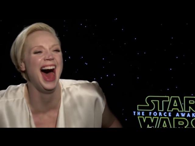 Gwendoline Christie/Brienne of Tarth   Laughter Reel