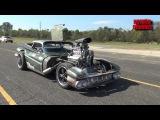 800 HP El Camino Rat Rod: Hulk Camino from ITW Hot Rods