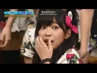 AKB48 指原莉乃 顔面蹴られ水に突き落とされびしょ濡れ 更に振り回す爆裂12362