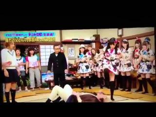 27時間テレビakb48 爆裂お父さんvs指原 part⑩
